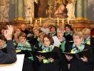 Gospelmesse und Ministranteneinweihung_2