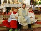 Gospelmesse und Ministranteneinweihung_49